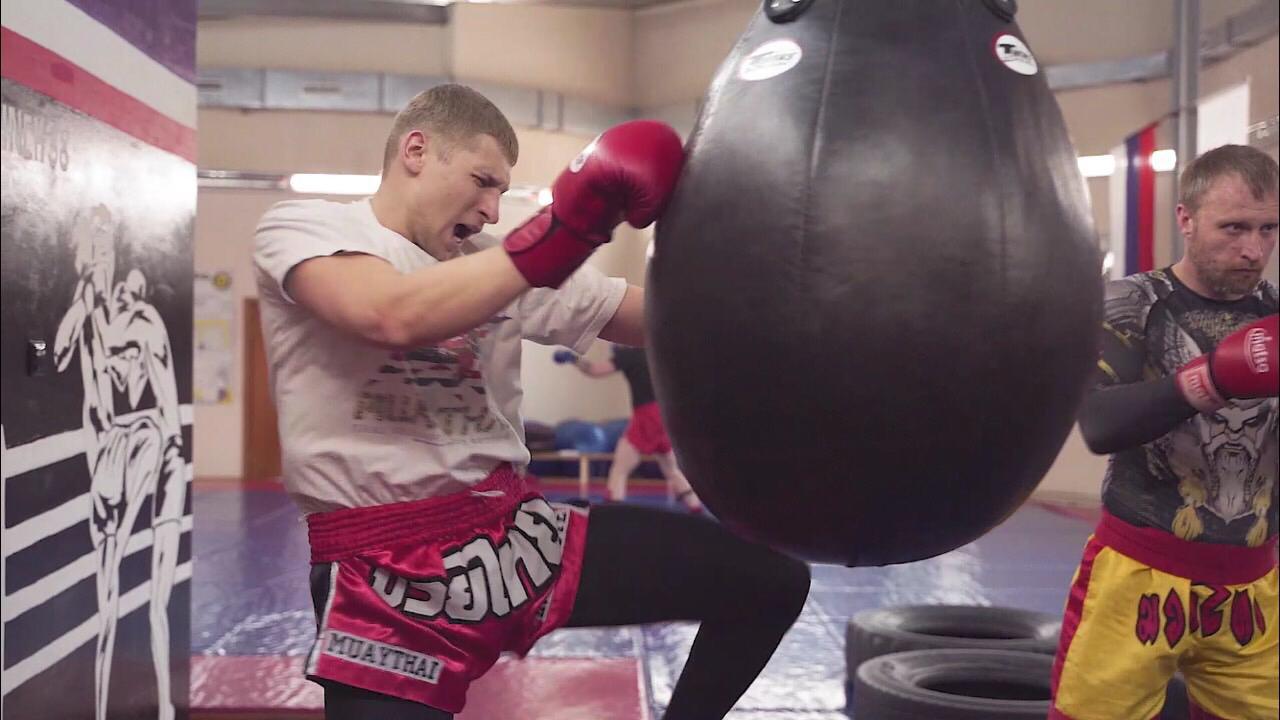 тайский бокс в Иркутске